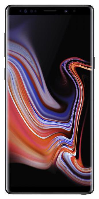 Смартфон Samsung Galaxy Note 9 512Gb Black (SM-N960F)