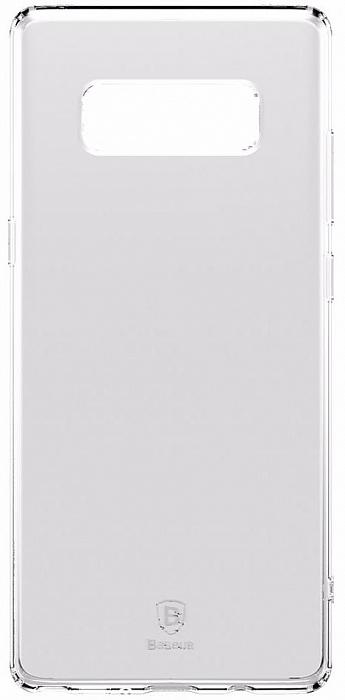 Чехол Baseus Simple Series Case (ARSANOTE8-02) для Samsung Galaxy Note 8 (Transparent)