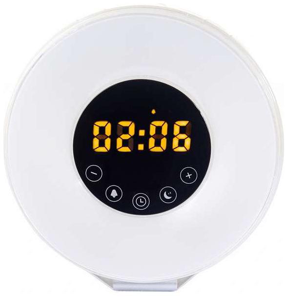 Световой будильник Новый Рассвет KIT MT5045