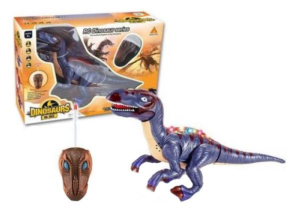 Фигурка Shantou Gepai р/у Динозавр (на бат., свет, звук) Shantou, Игровые фигурки  - купить со скидкой