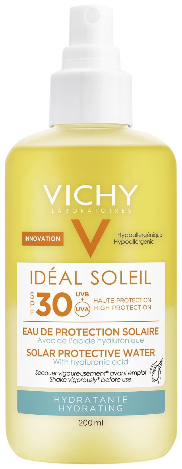 Солнцезащитное средство Vichy Idéal Soleil Hydrating Solar