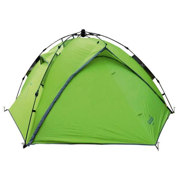 Палатка Norfin Tench NF трехместная зеленая