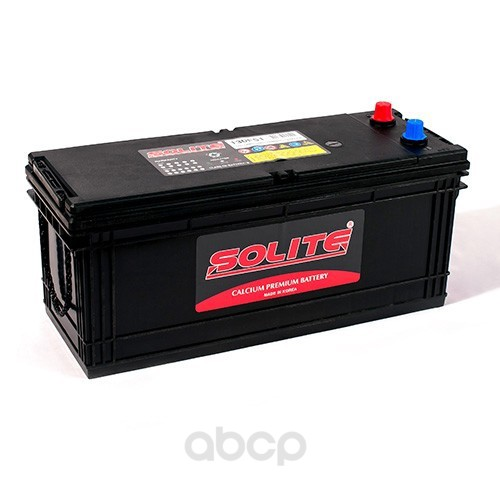 Аккумулятор автомобильный Solite 130F51 120A/ч 900А полярность обратная фото