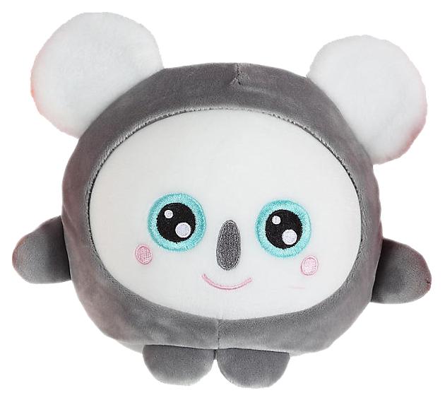 Купить Мягкая игрушка-антистресс 1Toy Squishimals Серая коала 20 см, 1 TOY, Мягкие игрушки антистресс