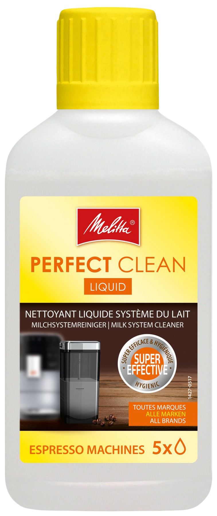 Чистящее средство для кофемашин Melitta PERFECT CLEAN 1500729