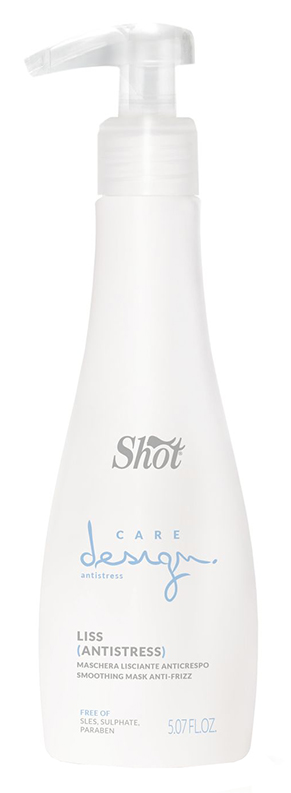 Маска для волос Shot Разглаживающая 150 мл