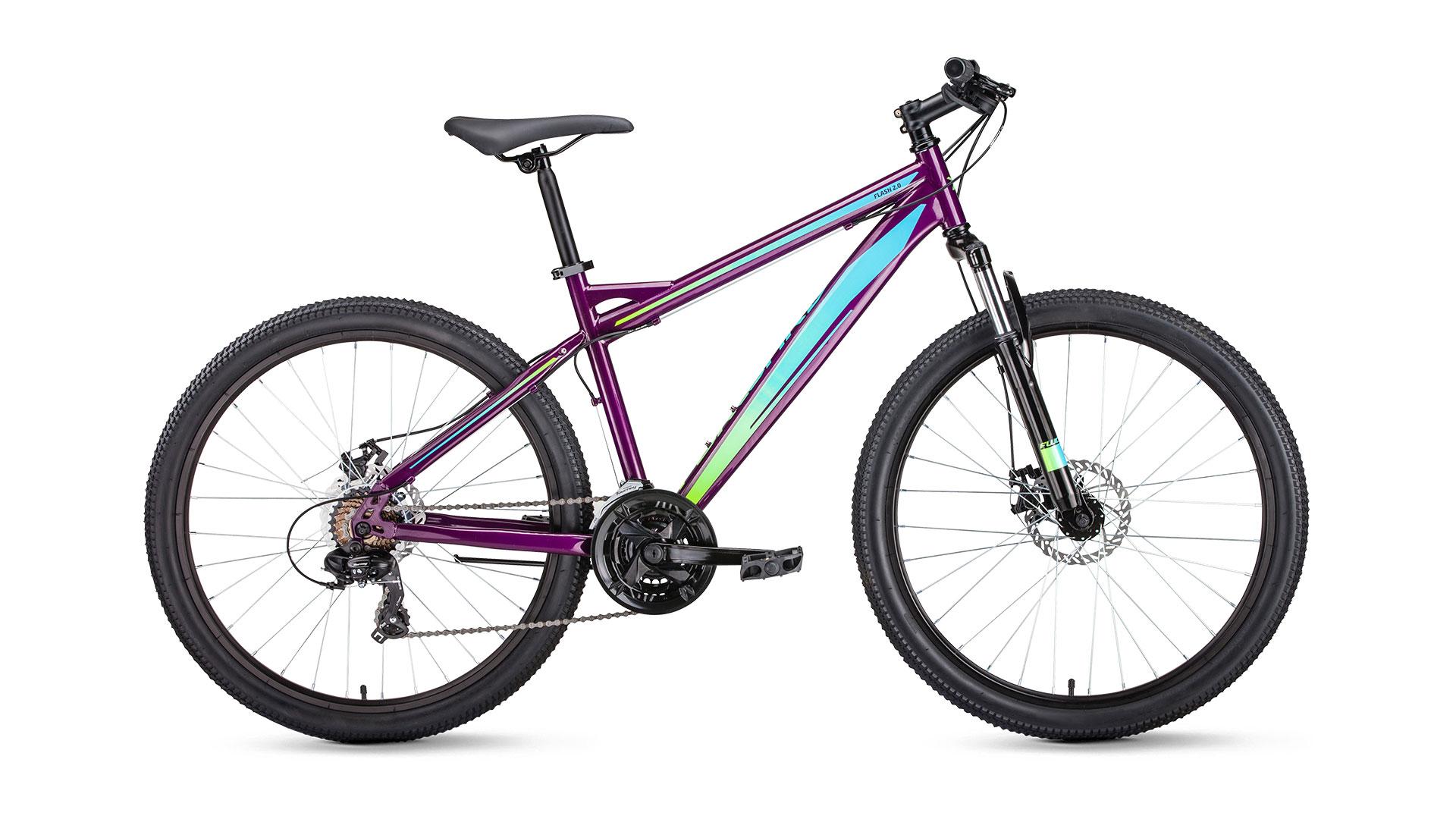 Велосипед Forward Flash 26 2.0 disс 2019 15\