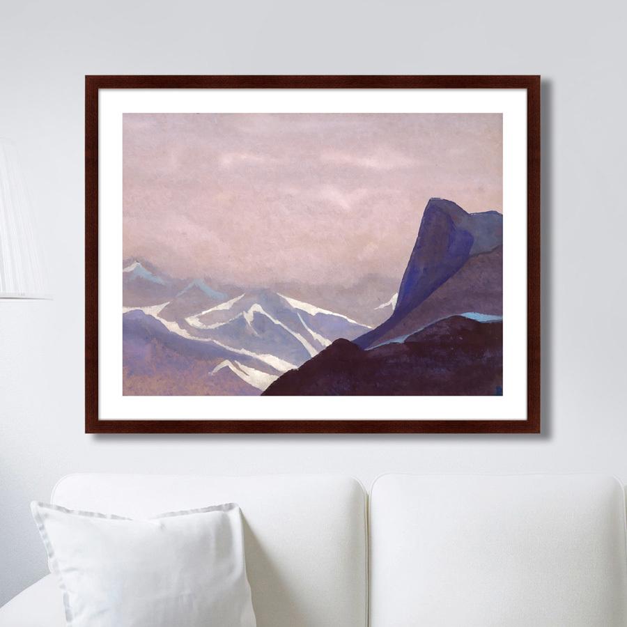 Картина Перевал Сугет, 1936г,, 78,5х100см, Картины в Квартиру фото