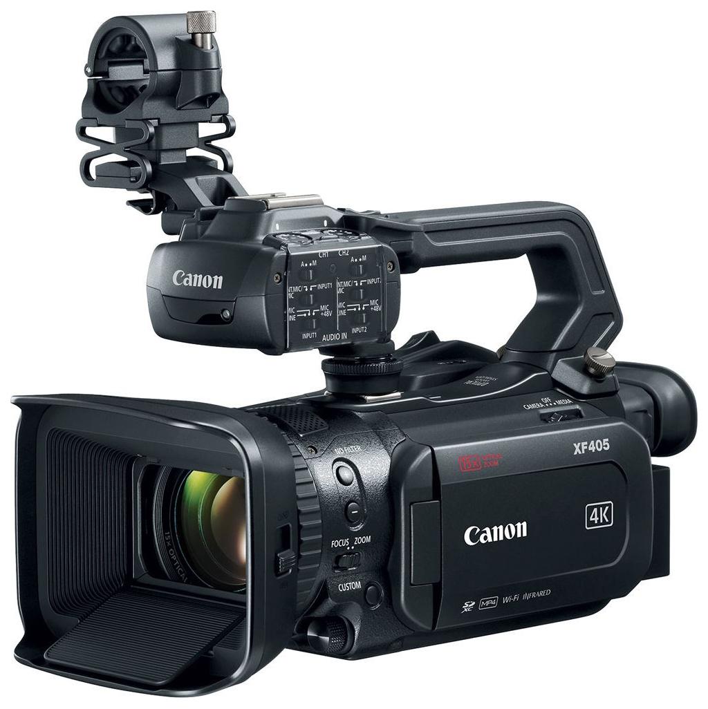 Видеокамера цифровая Canon XF405