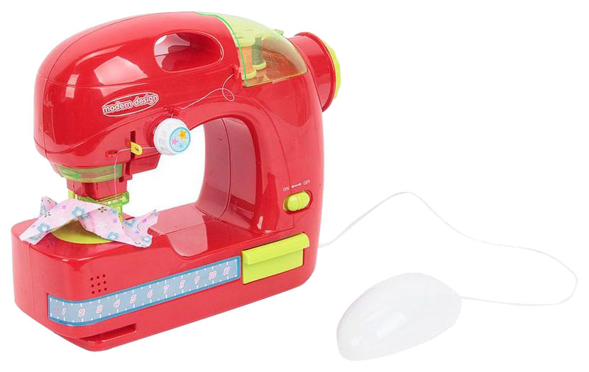 Швейная машинка игрушечная Игруша на батарейках