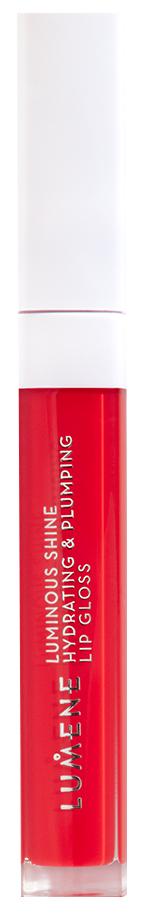Блеск для губ Lumene Luminous Shine Hydrating#and#Plumping Lip Gloss 8 Intense Red 5 мл