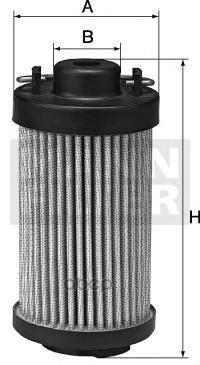Фильтр для гидравлических систем MANN FILTER HD419/1