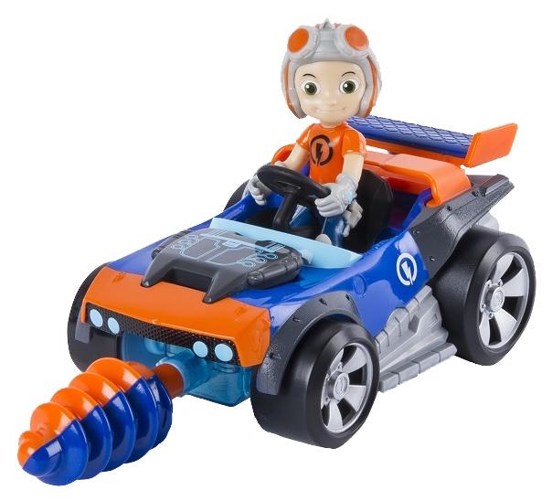 Купить Игровой набор Rusty Rivets Построй машину Kart Build 28104R-KART, Игровые наборы