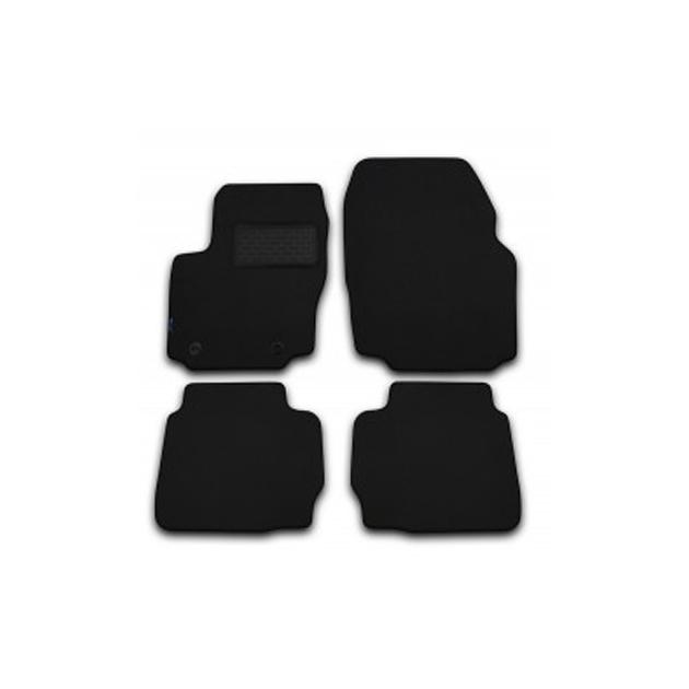 Коврики в салон Klever Standard для SUBARU Forester 2008-2013, 4 шт. текстиль