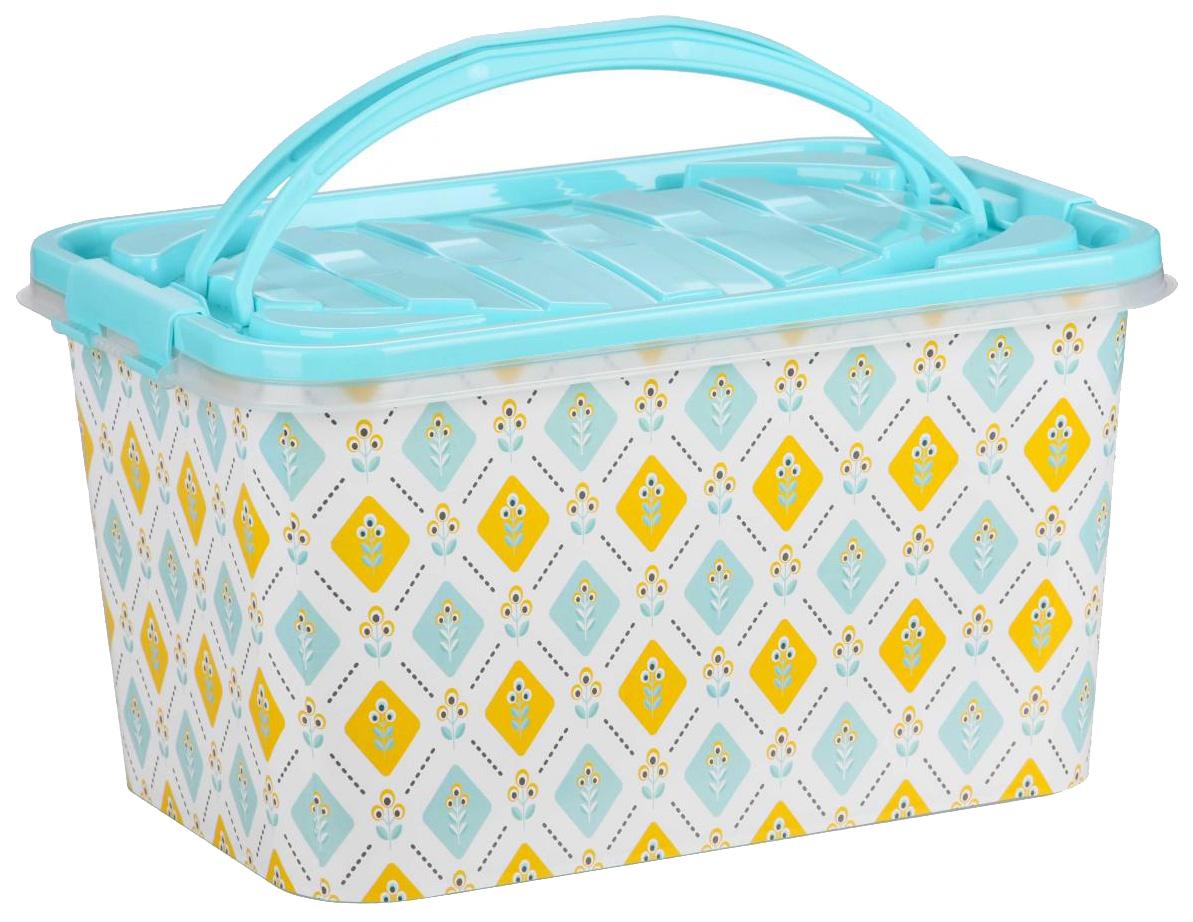 Ящик для хранения игрушек Альтернатива М6560
