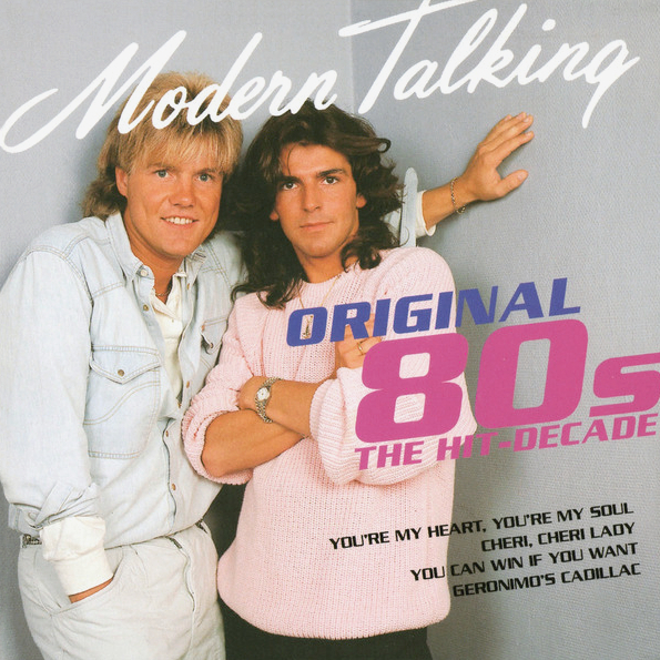Аудио диск Modern Talking Original 80s - The Hit Decade (3CD)