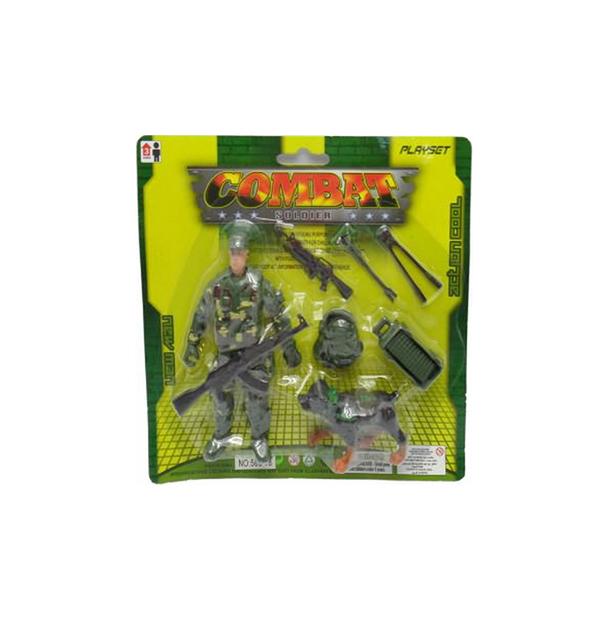 Купить Игровой набор Junfa Военный 588-78, Junfa toys, Игровые наборы