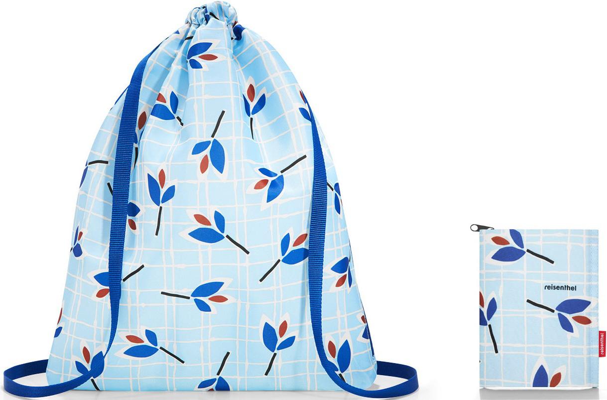 Рюкзак Mini Maxi Sacpack Leaves Blue 15 л фото
