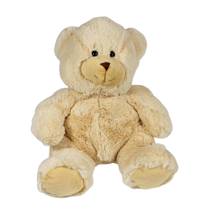 Купить Мягкая игрушка Teddykompaniet Мишка бежевый, 27 см, 2580, Мягкие игрушки животные