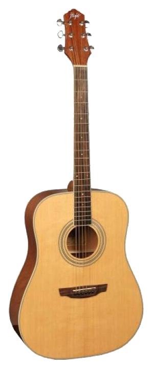 Акустическая гитара FLIGHT D-200 NA фото