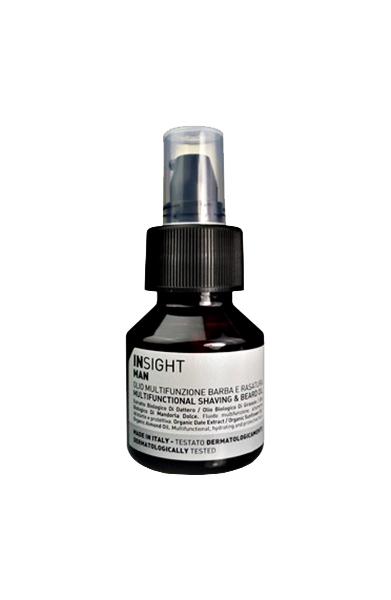 Многофункциональное масло для бритья и бороды Insight
