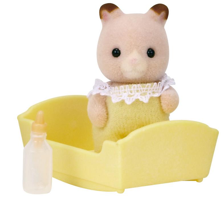 Купить Игровой набор sylvanian families «малыш хомячок», Игровые наборы
