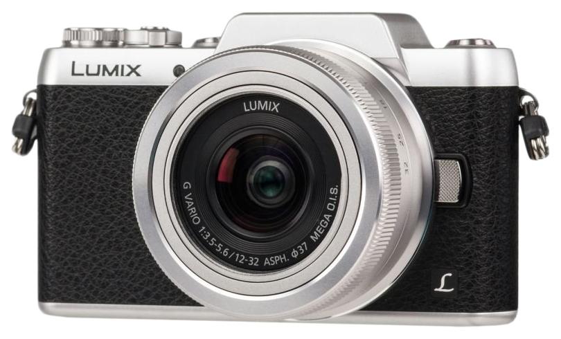 Фотоаппарат системный Panasonic Lumix DMC GF7K