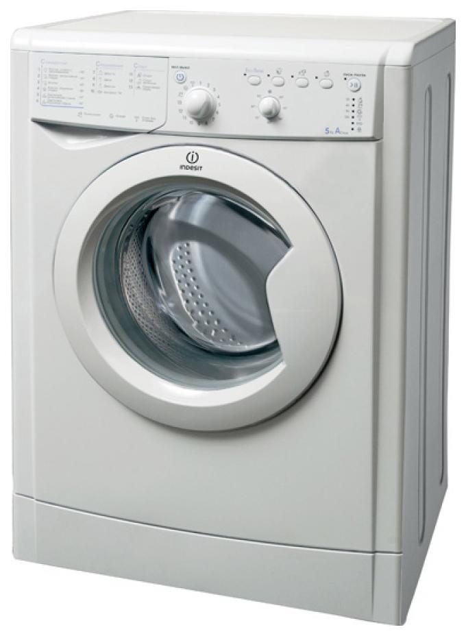 Стиральная машина Indesit IWSB 5105 (CIS)