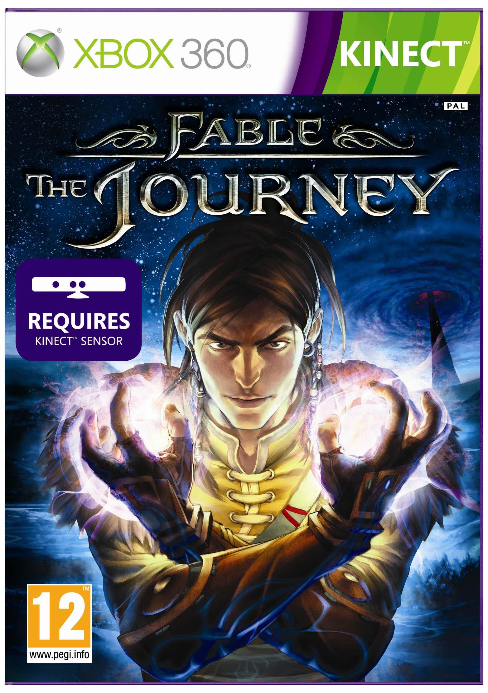 Игра Fable:The Journey для Xbox 360