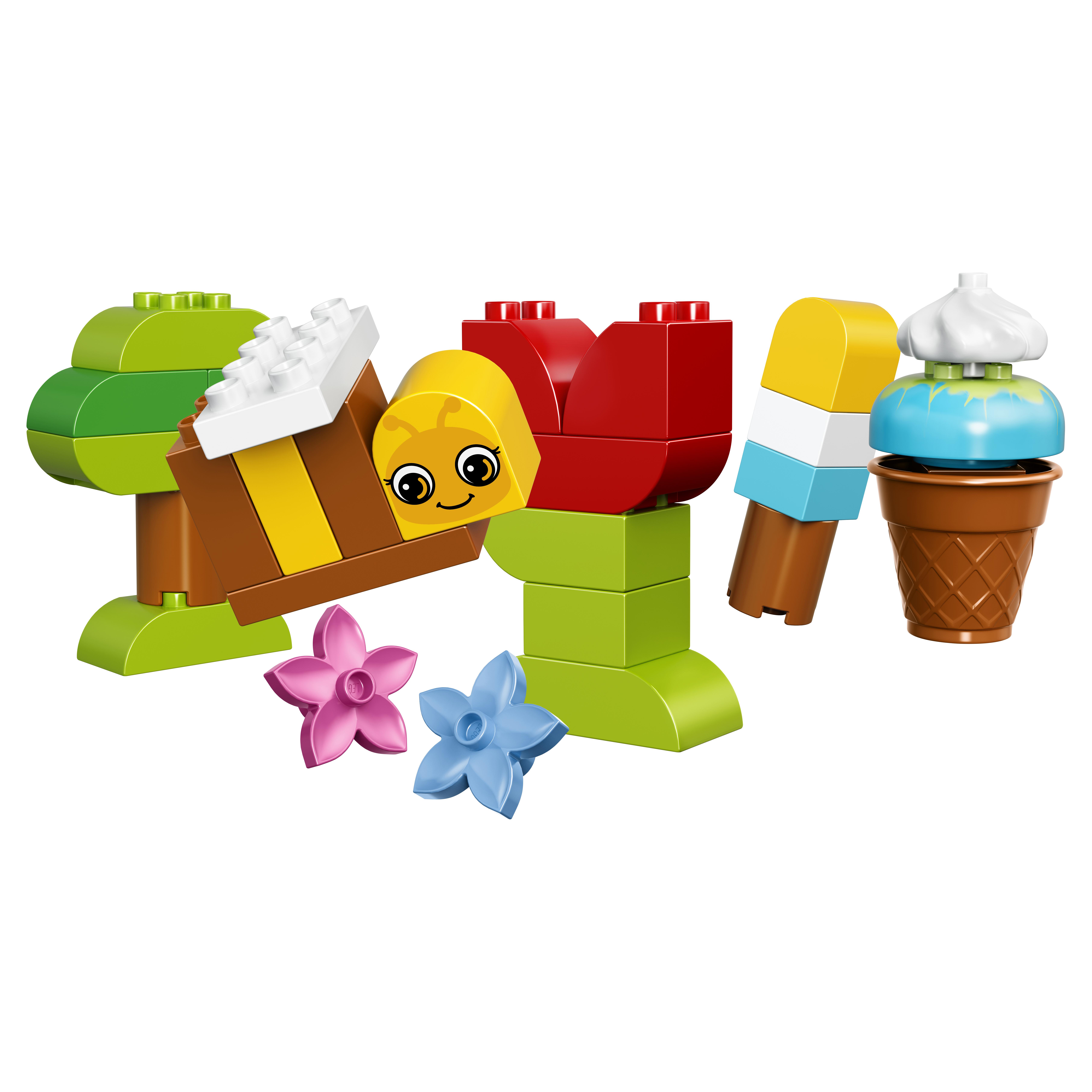 Конструктор LEGO Duplo My First Времена года