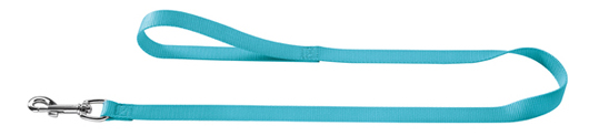 Поводок Hunter Ecco Sport 15/110 бирюзовый