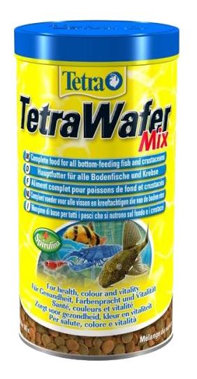 Корм для рыб Tetra Wafer Mix, гранулы, 1 л фото
