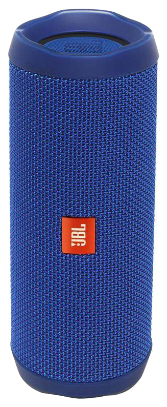 Портативная колонка JBL Flip 4 Blue (JBLFLIP4BLU)