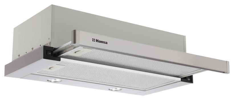 Вытяжка встраиваемая Hansa OTP 6221 IH Silver