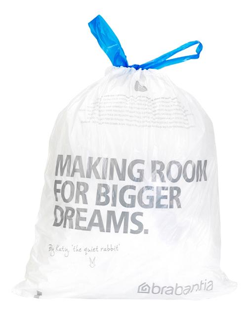 Мешок для мусора  Brabantia пластиковый 20