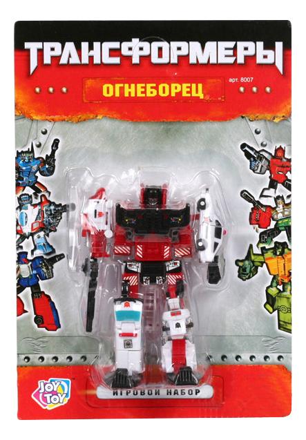 Игровой набор Трансформеры Joy Toy Огнеборец