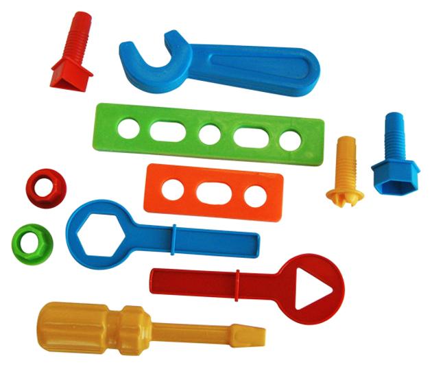 Набор игрушечных инструментов Плэйдорадо №1.