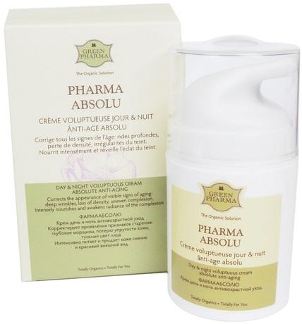 Крем день и ночь GREENPHARMA Pharma Absolu антивозрастной уход, 50 мл