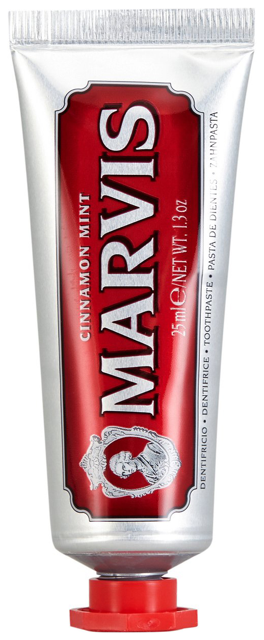 Купить Зубная паста Marvis Мята и Корица 25 мл, мята и Корица