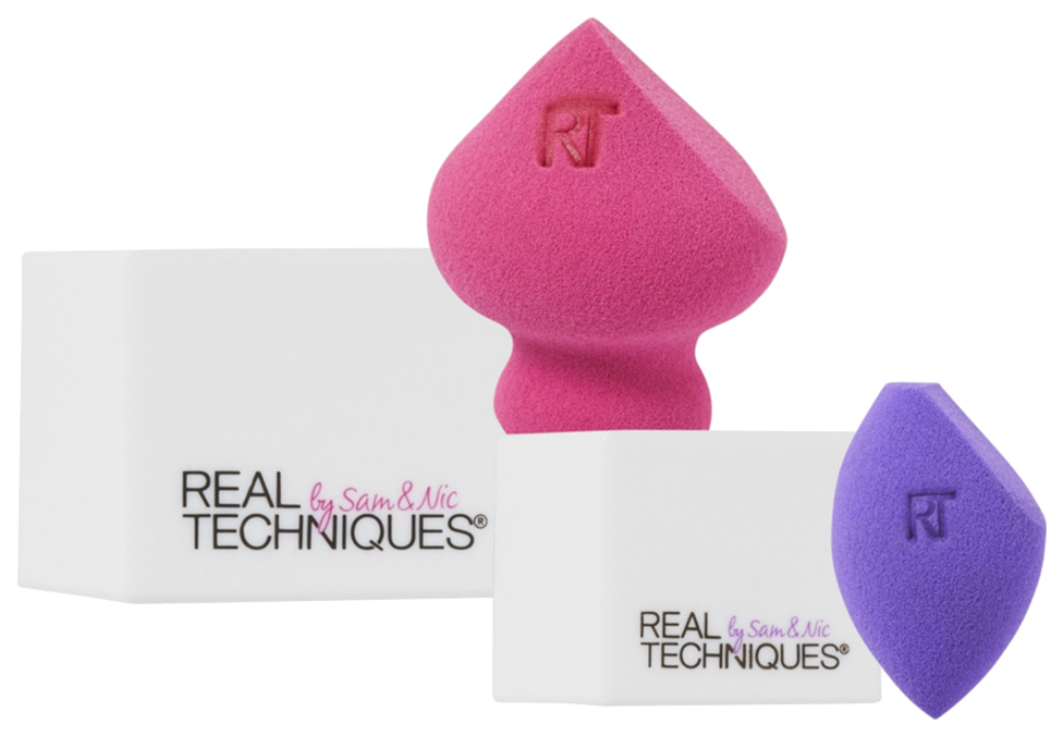 Спонж для макияжа REAL TECHNIQUES 2 Miracle