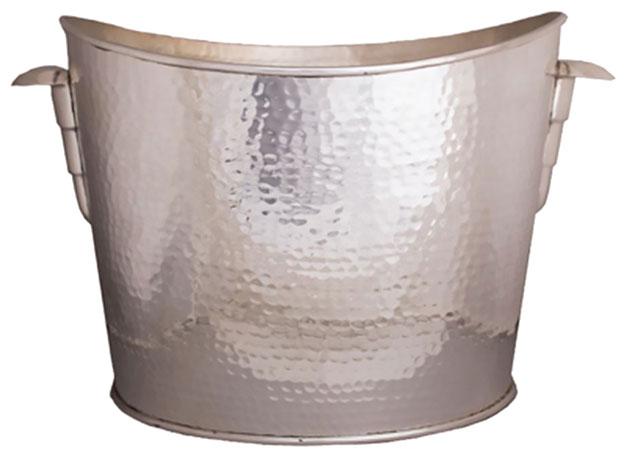Ведерко для шампанского Eichholtz PI 2570/S Серебристый