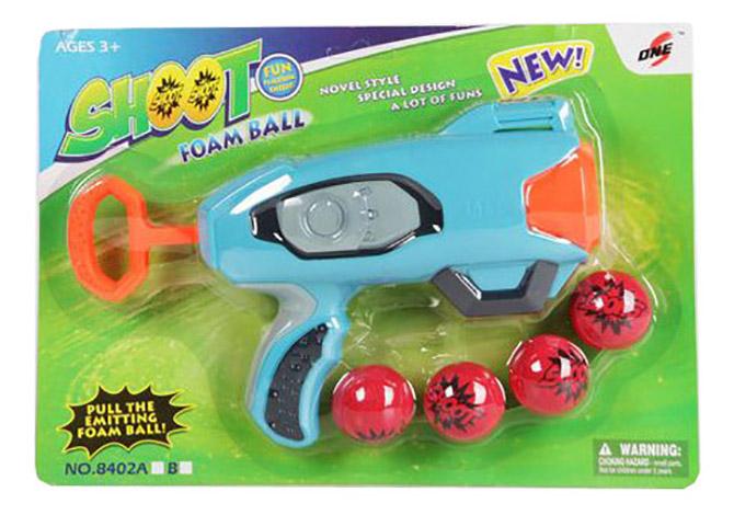 Купить Оружие Play Smart Пистолет с шарами CDR 8402А, PLAYSMART, Игрушечные пистолеты