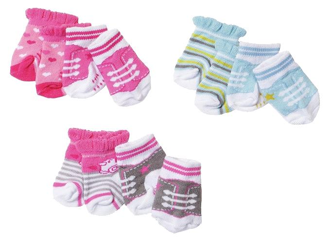 Носочки для Baby Born Zapf Creation