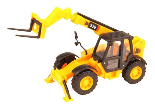Купить Спецтехника HTI JCB желтый, Строительная техника