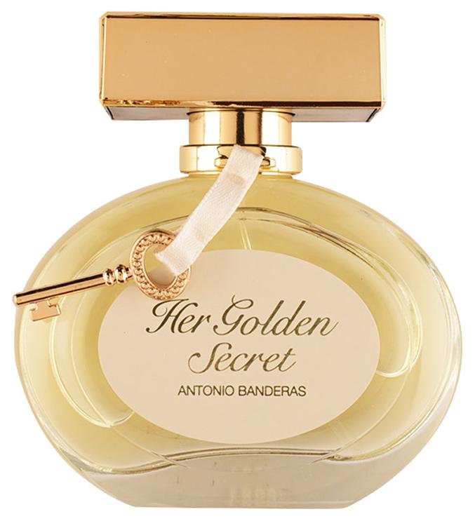 Купить Туалетная вода Antonio Banderas Her Golden Secret 80 мл
