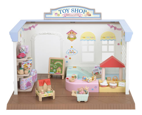 Купить Игровой набор Sylvanian Families Магазин игрушек, Игровые наборы