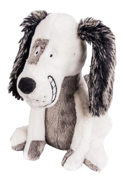 Мягкая игрушка Button Blue Собака Тимми, 21 см