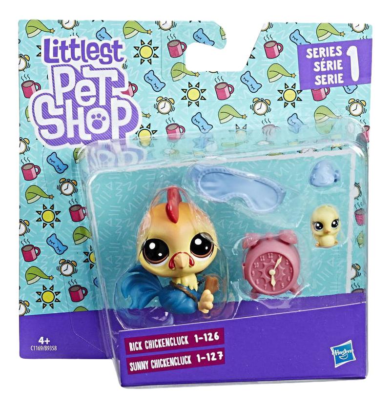 Игровой набор Littlest Pet Shop Littlest Pet Shop Парочки