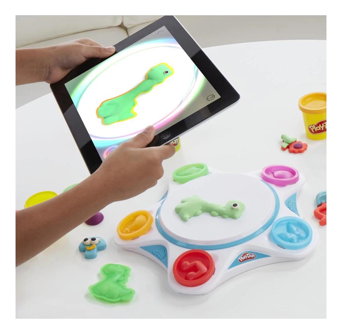 Набор для лепки из пластилина Play-Doh Создай Мир