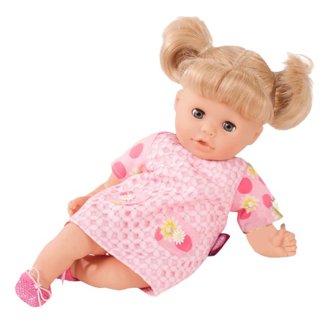 Летняя одежда для куклы Gotz Платье и туфли 30-33 см фото